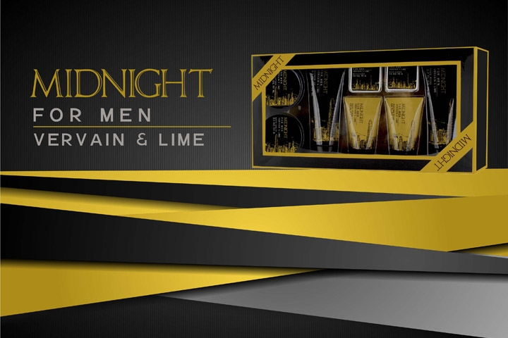 Midnight For Men Set