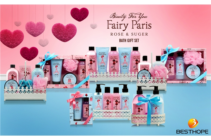 Fairy Paris Set